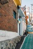 Χωριό παραμυθιού songwol-ήχων καμπάνας σε Incheon, Κορέα στοκ εικόνες με δικαίωμα ελεύθερης χρήσης