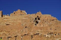 χωριό πετρών ερήμων στοκ εικόνα