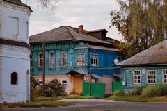 Χωριό Ρωσία Στοκ φωτογραφίες με δικαίωμα ελεύθερης χρήσης