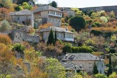 Χωριό σε Βοσνία-Ερζεγοβίνη Στοκ Εικόνες
