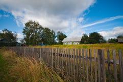 χωριό σπιτιών Στοκ φωτογραφίες με δικαίωμα ελεύθερης χρήσης
