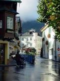 χωριό της Αυστρίας στοκ φωτογραφία με δικαίωμα ελεύθερης χρήσης
