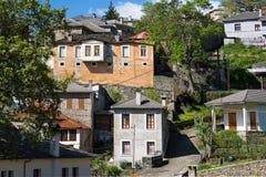 χωριό της Ελλάδας Στοκ εικόνα με δικαίωμα ελεύθερης χρήσης