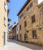 Χωριό της Ισπανίας - Poble Espanyol Στοκ εικόνα με δικαίωμα ελεύθερης χρήσης