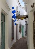 Χωριό της Ισπανίας - Poble Espanyol Στοκ φωτογραφία με δικαίωμα ελεύθερης χρήσης