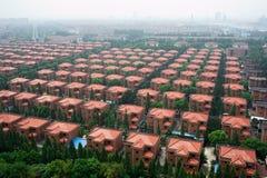 χωριό της Κίνας Στοκ φωτογραφία με δικαίωμα ελεύθερης χρήσης
