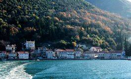 χωριό της Κροατίας Στοκ Φωτογραφίες