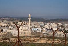 χωριό της Παλαιστίνης στοκ εικόνες με δικαίωμα ελεύθερης χρήσης