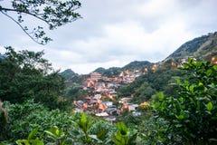 χωριό της Ταϊβάν jinguashi Στοκ εικόνα με δικαίωμα ελεύθερης χρήσης