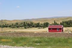 Χωριό της Τουρκίας στο orum à ‡ στοκ φωτογραφία με δικαίωμα ελεύθερης χρήσης