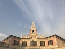 Χωριό της Φλωρεντίας: Ιταλικό ύφος αγορών σε Tianjinï ¼ ŒChina Στοκ Εικόνα