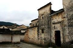 Χωριό της Hong, πόλη Huangshan, Anhui, Κίνα στοκ εικόνα με δικαίωμα ελεύθερης χρήσης