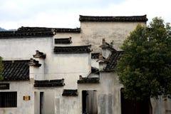 Χωριό της Hong, πόλη Huangshan, Anhui, Κίνα στοκ φωτογραφίες