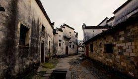 Χωριό της Hong στην επαρχία Anhui, Κίνα Στοκ Φωτογραφία