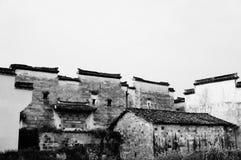 Χωριό της Hong στην επαρχία Anhui, Κίνα Στοκ φωτογραφία με δικαίωμα ελεύθερης χρήσης