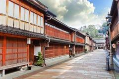 Χωριό της Keisha σε Kanazawa στοκ φωτογραφίες με δικαίωμα ελεύθερης χρήσης