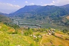 χωριό του Βιετνάμ φορτηγών TA στοκ φωτογραφίες με δικαίωμα ελεύθερης χρήσης
