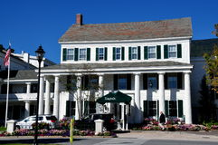 Χωριό του Μάντσεστερ, VT: Ξενοδοχείο & θέρετρο Equinox Στοκ Εικόνες