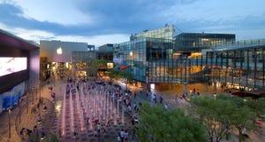 Χωριό του Πεκίνου Apple κατάστημα-Sanlitun Στοκ εικόνες με δικαίωμα ελεύθερης χρήσης