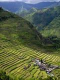 Χωριό του batad στοκ εικόνες