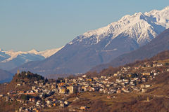 χωριό Στοκ Φωτογραφία