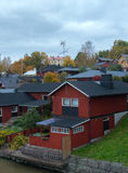Χωριό Στοκ φωτογραφίες με δικαίωμα ελεύθερης χρήσης