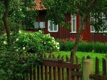 χωριό Στοκ φωτογραφία με δικαίωμα ελεύθερης χρήσης