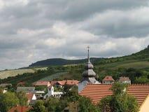 χωριό Στοκ Εικόνες