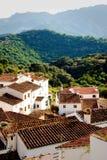 χωριό andalucian Στοκ φωτογραφία με δικαίωμα ελεύθερης χρήσης