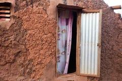 Χωριό Animist στη Μπουρκίνα Φάσο Στοκ φωτογραφία με δικαίωμα ελεύθερης χρήσης