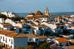 Χωριό Antequera στην Ανδαλουσία, Ισπανία Στοκ Φωτογραφία