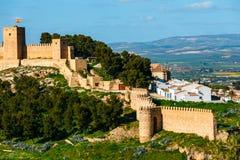 Χωριό Antequera στην Ανδαλουσία, Ισπανία Στοκ φωτογραφίες με δικαίωμα ελεύθερης χρήσης
