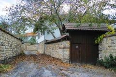 Χωριό Arbanasi Στοκ φωτογραφία με δικαίωμα ελεύθερης χρήσης