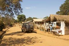 χωριό bekopaka στοκ φωτογραφία με δικαίωμα ελεύθερης χρήσης