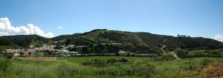 χωριό bordeira στοκ εικόνες με δικαίωμα ελεύθερης χρήσης