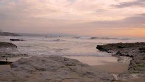 Χωριό Ericeira, Πορτογαλία απόθεμα βίντεο