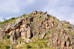 Χωριό Halfeti σε Sanliurfa, Τουρκία Ιστορικός, πολιτισμός Εξωτικός, Ανατολία στοκ φωτογραφίες με δικαίωμα ελεύθερης χρήσης