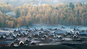 χωριό hemu Στοκ φωτογραφίες με δικαίωμα ελεύθερης χρήσης