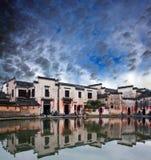 Χωριό Hongcun, Κίνα Στοκ φωτογραφία με δικαίωμα ελεύθερης χρήσης