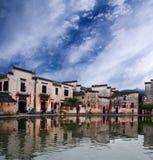 Χωριό Hongcun, Κίνα Στοκ Εικόνα