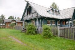 χωριό mandrogi Στοκ Εικόνα