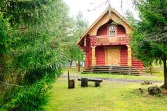 Χωριό Mandrogi Στοκ φωτογραφία με δικαίωμα ελεύθερης χρήσης