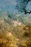 Χωριό Silerygaon, Sikkim Στοκ φωτογραφία με δικαίωμα ελεύθερης χρήσης