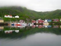 χωριό sto Στοκ φωτογραφία με δικαίωμα ελεύθερης χρήσης