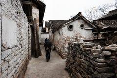 Χωριό - Yue Zhai Στοκ Φωτογραφία