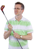 Χόμπι γκολφ Στοκ φωτογραφία με δικαίωμα ελεύθερης χρήσης