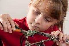 χόμπι παιδιών στοκ εικόνα με δικαίωμα ελεύθερης χρήσης