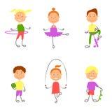 Χόμπι παιδιών ` s Στοκ Φωτογραφίες