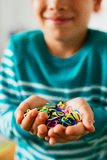 Χόμπι παιδικής ηλικίας Στοκ εικόνα με δικαίωμα ελεύθερης χρήσης