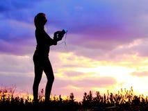 Χόμπι που ασκεί τη συναισθηματική τέχνη έννοιας στοκ φωτογραφία με δικαίωμα ελεύθερης χρήσης
